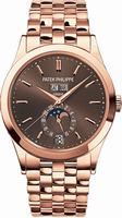 Patek Philippe Annual Calendar Mens Wristwatch 5396-1R-001