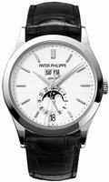 Patek Philippe Annual Calendar Mens Wristwatch 5396G