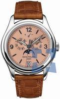 Patek Philippe Complicated Annual Calendar Mens Wristwatch 5450P