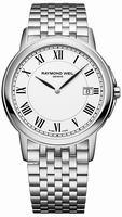 Raymond Weil Tradition Slim Mens Wristwatch 5466-ST-00300