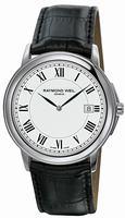 Raymond Weil Tradition Slim Mens Wristwatch 54661-STC-00300