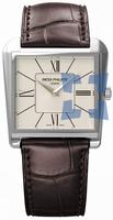 Patek Philippe Gondolo Mens Wristwatch 5489G