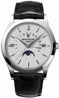 Patek Philippe Grand Complication Perpetual Calendar Mens Wristwatch 5496P