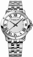 Raymond Weil Tango Date Mens Wristwatch 5591-ST-00300