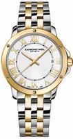 Raymond Weil Tango Date Mens Wristwatch 5591-STP-00308