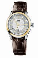 Oris Artelier Date Ladies Wristwatch 561.7604.4351.LS