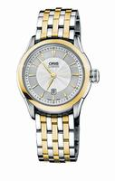 Oris Artelier Date Ladies Wristwatch 561.7604.4351.MB