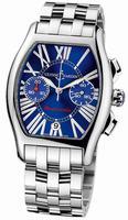 Ulysse Nardin Marine Chronograph Mens Wristwatch 563-62-7/43