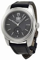 Tudor Glamour Mechanical Mens Wristwatch 57000-GYBKL