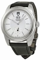 Tudor Glamour Mechanical Mens Wristwatch 57000-SVBKL