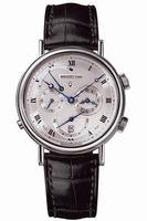 Breguet Classique Alarm Mens Wristwatch 5707BB.12.9V6