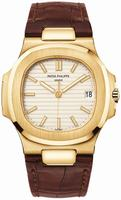 Patek Philippe Nautilus Mens Wristwatch 5711J