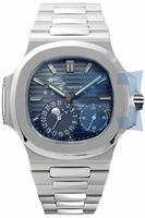 Patek Philippe Nautilus Mens Wristwatch 5712-1A