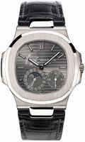 Patek Philippe Nautilus Mens Wristwatch 5712G