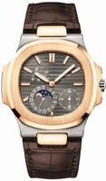 Patek Philippe Nautilus Mens Wristwatch 5712GR-001