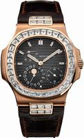 Patek Philippe Nautilus Mens Wristwatch 5724R