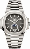 Patek Philippe Nautilus Annual Calendar Mens Wristwatch 5726-1A-001