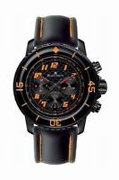 Blancpain Sport Speed Command Flyback Chronograph Mens Wristwatch 5785F-11D03-63