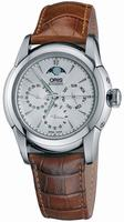 Oris Artelier Mens Wristwatch 581.7546.40.51.LS