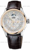 Oris Artelier Complication Mens Wristwatch 581.7592.6351.LS