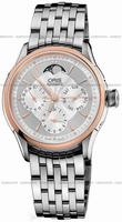 Oris Artelier Complication Mens Wristwatch 581.7606.6351.MB