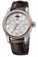 Oris Big Crown Complication Mens Wristwatch 581.7627.4361.LS