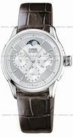 Oris Artelier Complication Mens Wristwatch 58176064051LS