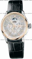 Oris Artelier Complication Mens Wristwatch 58176066351LS