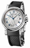 Breguet Marine Automatic Big Date Mens Wristwatch 5817ST.12.5V8