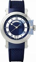 Breguet Marine Automatic Big Date Mens Wristwatch 5817ST.Y2.5V8