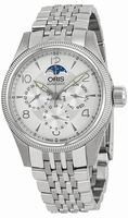 Oris Big Crown Complication Mens Wristwatch 582.7678.4061.LS