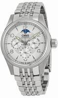 Oris Big Crown Complication Mens Wristwatch 582.7678.4061.LS