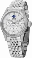 Oris Big Crown Complication Mens Wristwatch 582.7678.4061.MB