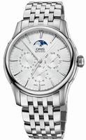 Oris Artelier Complication Mens Wristwatch 582.7689.4051.MB
