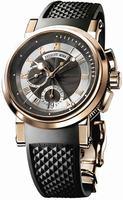 Breguet Marine Automatic Chronograph Mens Wristwatch 5827BR.Z2.5ZU