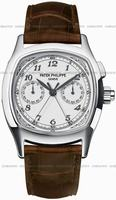 Patek Philippe Split Seconds Chronograph Mens Wristwatch 5950A