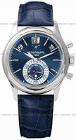 Patek Philippe Calendar Mens Wristwatch 5960P-015