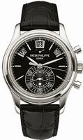 Patek Philippe Calendar Mens Wristwatch 5960P-016
