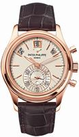 Patek Philippe Calendar Mens Wristwatch 5960R-011