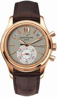 Patek Philippe Calendar Mens Wristwatch 5960R