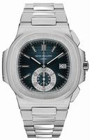 Patek Philippe Nautilus Mens Wristwatch 5980-1A-001