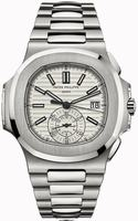 Patek Philippe Nautilus Mens Wristwatch 5980-1A-019
