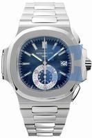Patek Philippe Nautilus Mens Wristwatch 5980-1A