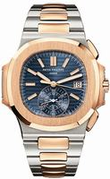 Patek Philippe Nautilus Mens Wristwatch 5980-1AR-001