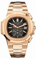 Patek Philippe Nautilus Mens Wristwatch 5980-1R-001