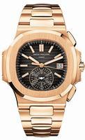Patek Philippe Nautilus Mens Wristwatch 5980-1R-001