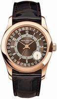 Patek Philippe Calatrava Mens Wristwatch 6000R