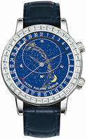 Patek Philippe Celestial Mens Wristwatch 6104G-001