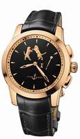 Ulysse Nardin Hourstriker Mens Wristwatch 6106-130/E2-TIGER