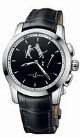 Ulysse Nardin Hourstriker Mens Wristwatch 6109-130/E2-TIGER